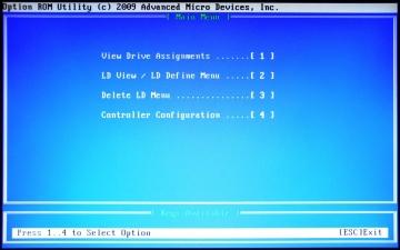 AMD_RAID_Bios_Screen_Main_Menu1