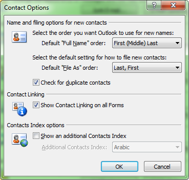 Outlook_2007_Contact_Options