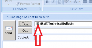 Outlook_Displaying_Users_in_Distribution_Group