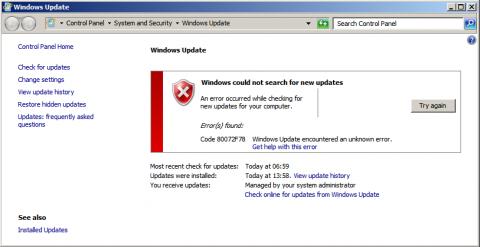 Windows7Update_Error80072F78